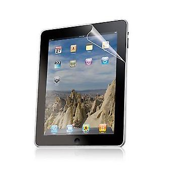 6 X IPAD 23 & 4 Transparent Screen Protector/Film/Foil (3 Layer Technology) & Microfibre Cloth