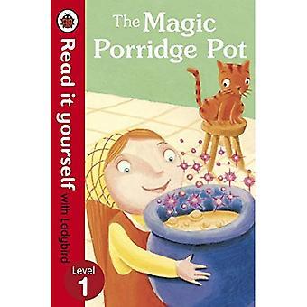 De Magic PAP Pot - Lees het zelf met lieveheersbeestje: niveau 1