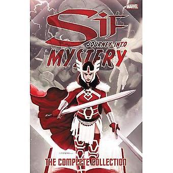 Sif: Podróż w głąb tajemnicy - Pełna kolekcja