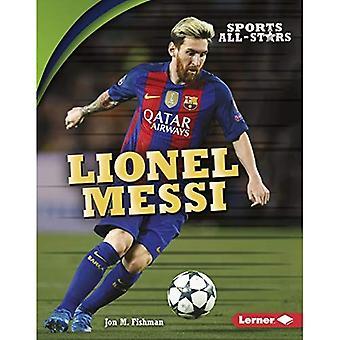 Lionel Messi (sport all-stars)