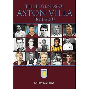 The Legends of Aston Villa� 1874-2007