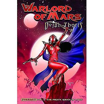 Warlord of Mars: Dejah Thoris Volume 2 - Pirate Queen of Mars TP