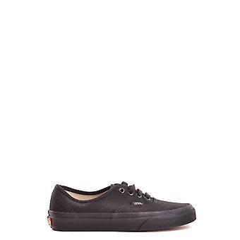 Zapatillas de tela negro de Vans