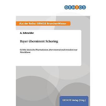 Bernimmt Bayer Schering por Schneider a &.