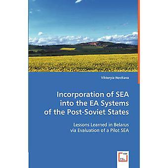 Incorporação do mar os sistemas EA dos Estados PostSoviet por Novikava & Viktoryia
