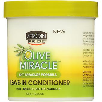 African Pride Anti-Breakage Olive Miracle Moisturizer Lotion 12oz
