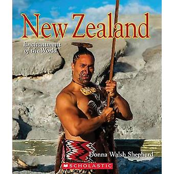 New Zealand by Donna Walsh Shepherd - Donna Walsh Shepherd - 97805312