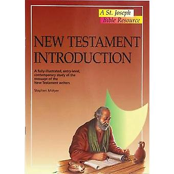 New Testament Introduction by Stephen Motyer - 9780899426525 Book