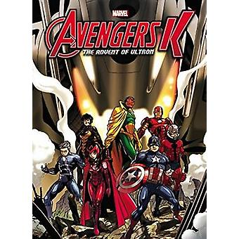 Avengers K Book 2 - The Advent of Ultron by Park Si-Yeon - Choi Woo-Bi