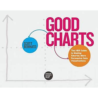 Good Charts by Scott Berinato - 9781633690707 Book