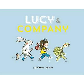 Lucy and Company by Marianne Dubuc - Marianne Dubuc - 9781771386623 B