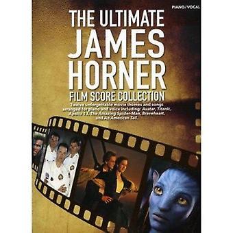 Ultimate James Horner Film Score Collection - 9781785580826 Book