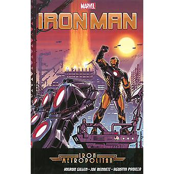 Iron Man - Vol. 4 - Metropolitan by Kieron Gillen - Dale Eaglesham - 97