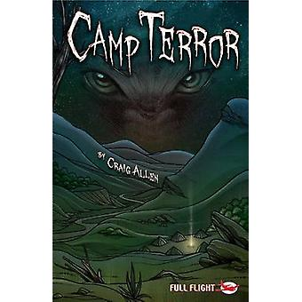 Camp Terror by Craig Allen - Aleksandar Sotirovski - 9781849265836 Bo