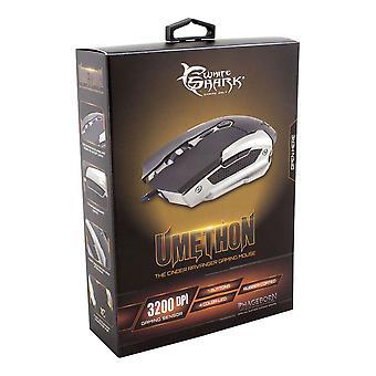 White Shark GM-1804 Phageborn The Cinder Ravanger Gaming Mouse (UMETHON)
