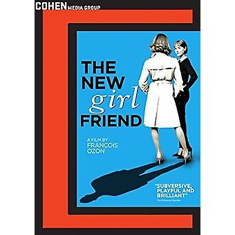 New Girlfriend [DVD] USA import
