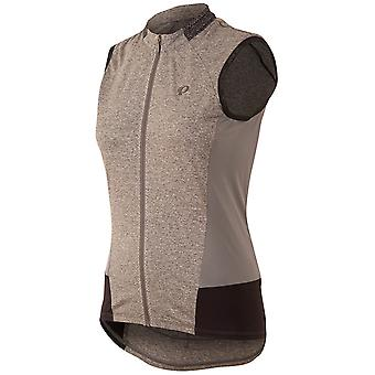 Pearl Izumi Smoked Pearl Parquet Select Escape Womens Cycling Jersey-Sleeveless