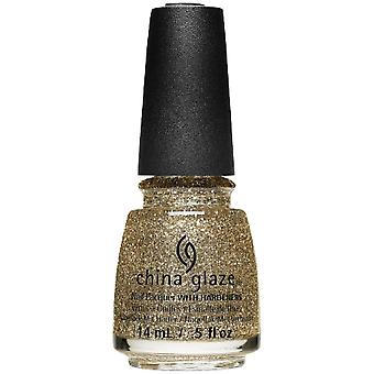 China Glaze The Glam Finale 2017 Nail Polish Collection - Big Hair & Bubbly (84108) 14ml