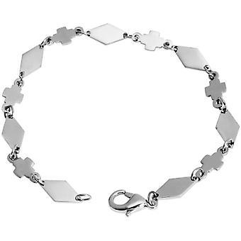 Akzent 003550000101 - Women's bracelet - stainless steel