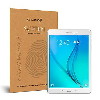 Celicious Privacy Plus 4-Way Anti-Spy Filter Screen Protector Film Compatible with Samsung Galaxy Tab S2 8.0