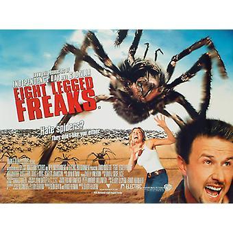 Eight Legged Freaks (Double Sided) Original Cinema Poster