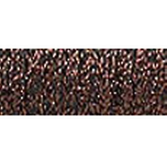 Kreinik sehr feine Metallic Braid #4 11 Meter 12 Yards Brown Vf 022