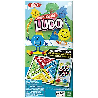 Magnetic Go Ludo 832509Tl