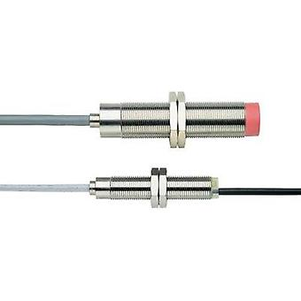 Inductive proximity sensor M18, M12 non-shielded PNP Secatec