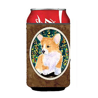 Corgi Can or Bottle Beverage Insulator Hugger