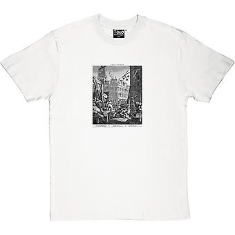 William Hogarth's Beer Street Men's T-Shirt
