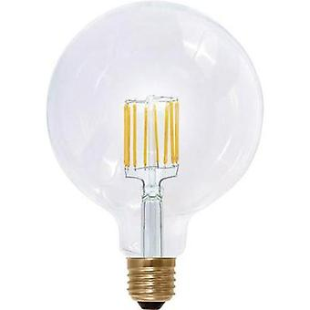 LED Segula 230 V E27 8 W = 50 W Warm white EEC: A+ Globe (Ø x L) 125 mm x 170 mm dimmable, Filament 1 pc(s)