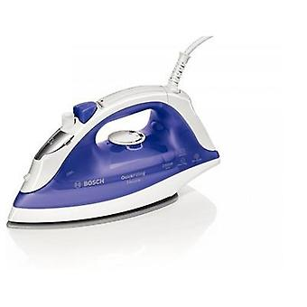 Steam iron Bosch White, Violet (transparent) 2200 W