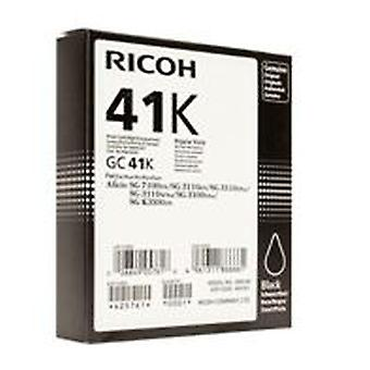 Ricoh Gc-41k cartridge black (2500 pages) (Home , Electronics , Printing , Ink)