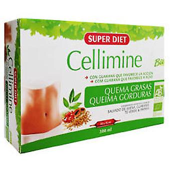 Super Diet Cellimine Burners 20 ampoules (Diet , Supplements)