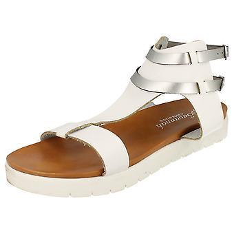 Sandalias de las señoras sabana abierta del dedo del pie