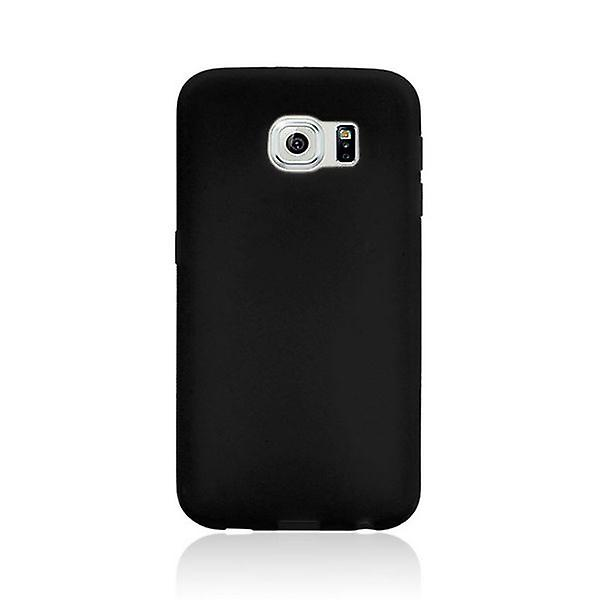 Design cover with front cover black for Samsung Galaxy S6 G920 G920F