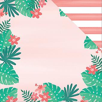 Palm Beach ' Double-Sided Cardstock 12