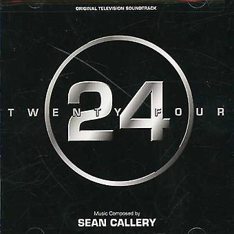 Sean Callery - 24 [Original Television Soundtrack] [CD] USA import