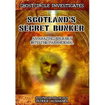 Scotlands hemmelig Bunker-fantastiske rejse ind i the Pedersen [DVD] USA importerer