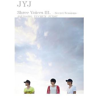 Jyj - Jyj 3Hree Voices [DVD] USA import