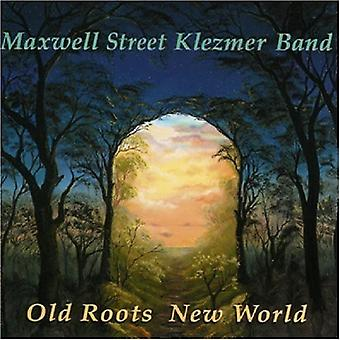 Maxwell st. Klezmer Band - alte Wurzeln New World [CD] USA import