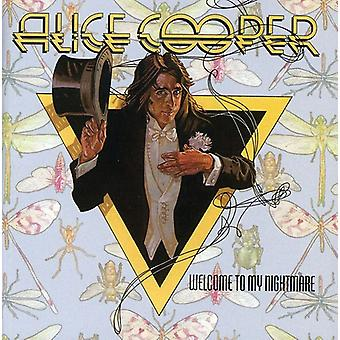 Alice Cooper - Welcome to My Nightmare [CD] USA import