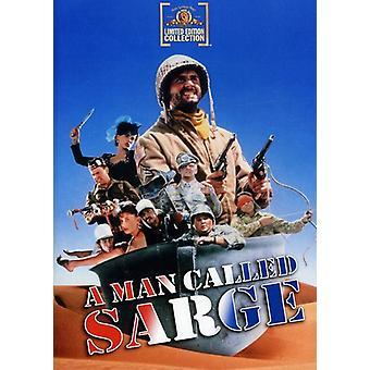Man genaamd Sarge [DVD] USA importeren