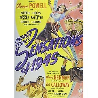 Sensations of 1945 [DVD] USA import
