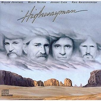 Cash/Nelson/Kristofferson/Jenn - Highwayman [CD] USA import
