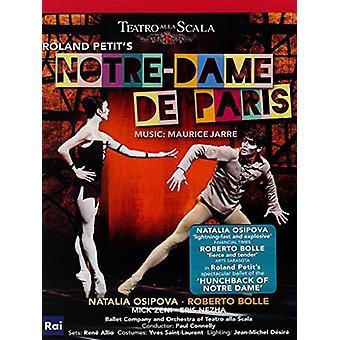 Osipova/Bolle/Nezha/Zeni - Roland Petit Notre Dame De Paris [CD] USA import