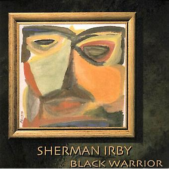 Sherman Irby - sort kriger [CD] USA import