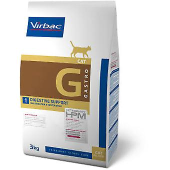 Virbac Veterinary HPM G1 Digestive Support . (Cats , Cat Food , Dry Food)