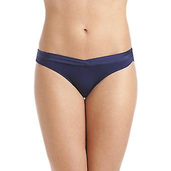 Royce Lingerie Maisie Satin Edged Navy Blue Brief