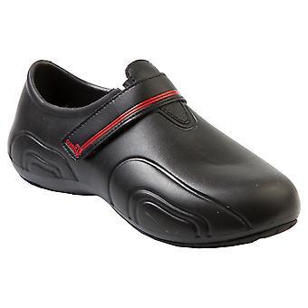Red Label mænds Ultralite Tracker arbejde sko